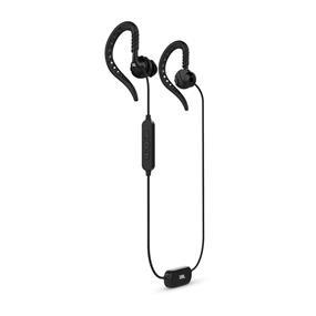JBL Focus 500 Behind-the-Ear Wireless Sport Headphones (Black)