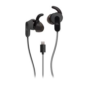 JBL Reflect Aware Sport Earphones with Noise Cancellation & Adaptive Noise Control (Black, iOS)
