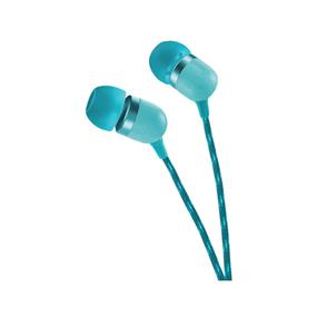 House of Marley Smile Jamaica In-Ear Headphones (In-Line Remote and Mic, Teal)
