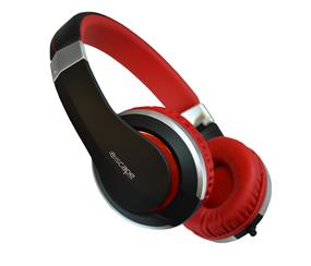 (E)Scape HP-3400 Noise Reduction Foldable Stereo Headphones