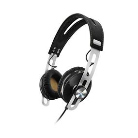 Sennheiser HD1 Momentum 2 On-Ear Headphones with In-Line Control for iOS Devices (Black)