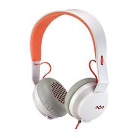 House of Marley Rebel On-Ear Headphones - Peach (EM-JH081)