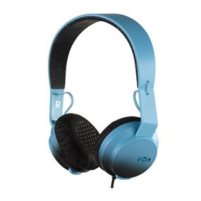 House of Marley Rebel On-Ear Headphones - Teal (EM-JH081)