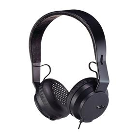 House of Marley Rebel On-Ear Headphones - Black (EM-JH081)