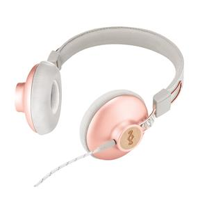 House of Marley Positive Vibration 2 On-Ear Headphones with Universal Remote & Microphone (Copper)