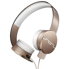 SOL REPUBLIC Tracks HD 2 On-Ear Sound Isolating Headphones - Gold