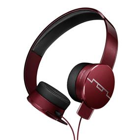 SOL REPUBLIC Tracks HD 2 On-Ear Sound Isolating Headphones - Red