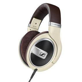 Sennheiser  HD 599 - Open-Back Around-Ear Headphones (Matte Ivory)