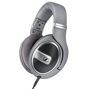 Sennheiser  HD 579 - Open-Back Around-Ear Headphones (Matte Gray)
