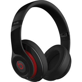 Beats by Dr. Dre  Studio 2.0 Over-Ear Wired Headphones (Refurbished/Black)