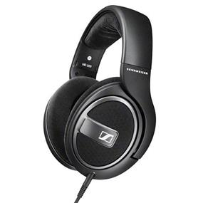 Sennheiser HD 559 Open-Back Around-Ear Headphones (Black)