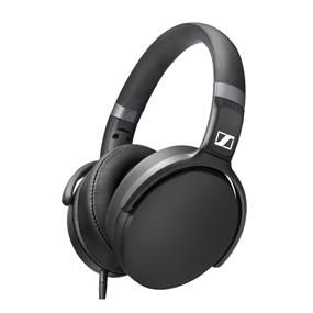 Sennheiser  HD 4.30i - Over-Ear Headphones with 3-Button Remote Mic (Black)