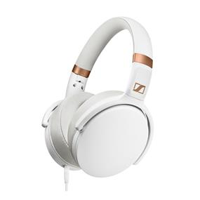 Sennheiser  HD 4.30i - Over-Ear Headphones with 3-Button Remote Mic (White)