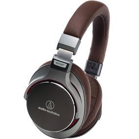 Audio Technica Consumer ATH-MSR7 - SonicPro Over-Ear High-Resolution Audio Headphones (Gun Metal)