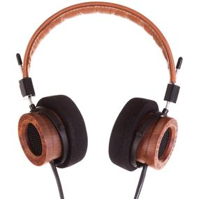 Grado RS1e Reference Series Headphones (Black and Mahogany)