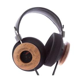 Grado GS1000e Statement Series Headphones (Black and Mahogany)