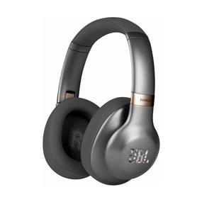 JBL Everest 710 Wireless Over-the-Ear Headphones (Gunmetal)