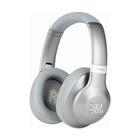 JBL Everest 710 Wireless Over-the-Ear Headphones (Silver)