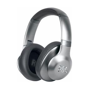 JBL 750NC Everest Elite Wireless Over-Ear Noise Cancelling Headphones (Silver)