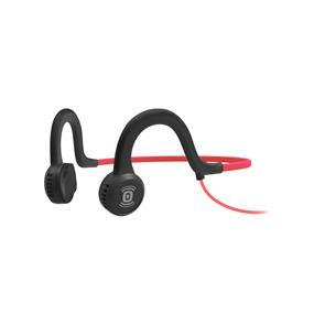 Aftershokz Sportz Titanium Wired Headphone (Lava Red)