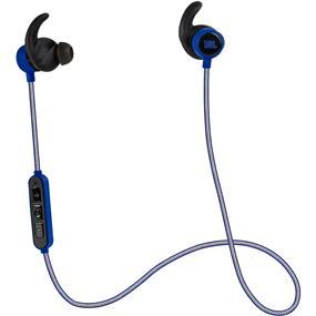 JBL Reflect Mini Wireless Earbuds (Blue)