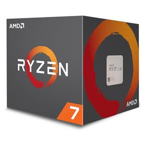 AMD Ryzen 7 1700 Eight-Core, 16 Threads Processor with Wraith Spire Cooler