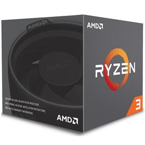 AMD Ryzen 3 1200 4-Core/4-Thread Processor with Wraith Stealth Cooler