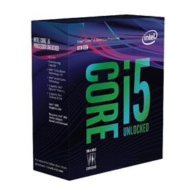 Intel Core i5-8600K Coffee Lake 6-Core/6-Thread Processor