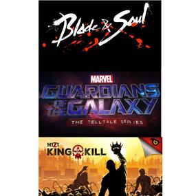 Buy any qualified Intel CPU, receive Free [H1Z1: King of the Kill ], [Marvel's Guardians of the Galaxy: The Telltale Series], [Blade & Soul] - Offer ends Oct 15 2017