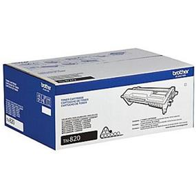 Brother TN820 Original Black Toner Cartridge
