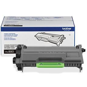 Brother TN880 Original Black Toner Cartridge Extra High Yield -  12000 Pages