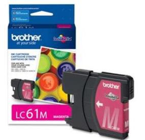 Brother LC-61 Magenta Ink Cartridge (LC61MS)
