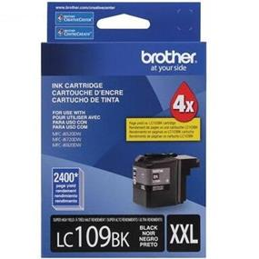 Brother LC-109 Black XXL Ink Cartridge (LC109BK)