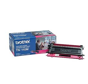Brother TN110M Magenta Toner Cartridge
