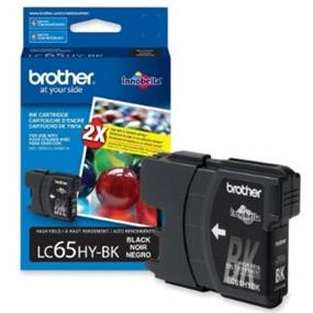 Brother LC-65 XL Black Ink Cartridges (LC65BK)