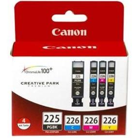 Canon PGI-225 / CLI-226 Black annd Color Ink Cartridge Value Pack (4530B013)