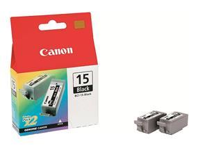 Canon BCI-15 Black Ink Cartridge (8190A003)