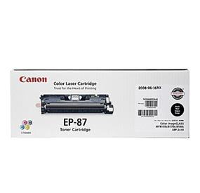 Canon EP87 Black Toner Cartridge