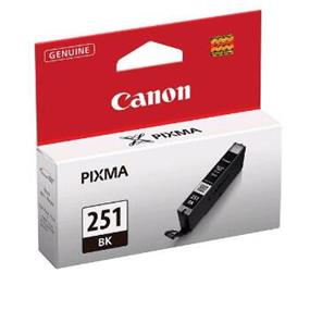 Canon CLI-251BK Ink Cartridge - Black (6513B001)