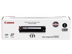 Canon 131 Black Toner Cartridge (6272B001)