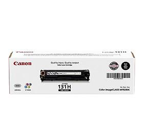 Canon 131 High Capacity Black Toner Cartridge (6273B001)