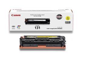 Canon 131 Yellow Toner Cartridge (6269B001)
