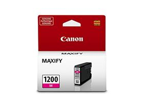 Canon PGI-1200 Pigment Ink Tank Magenta for MB2320/MB2020 (9233B001)