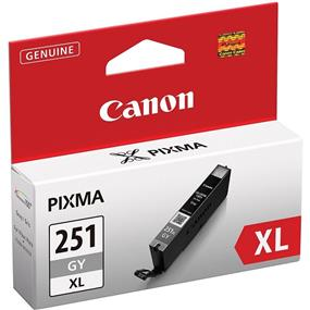 Canon CLI-251 XL Grey Ink Cartridge (6452B001)