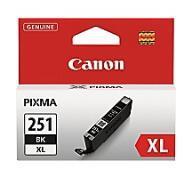 Canon CLI-251 XL Black Ink Cartridge (6448B001)