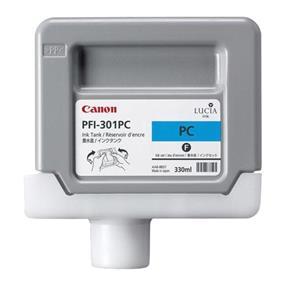 Canon PFI-306 Cyan 130ml Ink Tank (6658B001)
