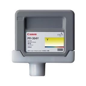 Canon PFI-306 Yellow 130ml Ink Tank (6660B001)