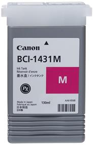 Canon BCI-1431M 130ml Magenta Ink Tank (8971A006)
