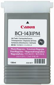 Canon BCI-1431PM-PG 130ml Magenta Ink Tank (8974A006)