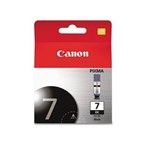 Canon PGI-7 Pigment Black Ink Cartridge(2444B002)